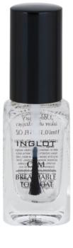 Inglot O₂M vrchní lak na nehty