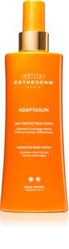 Institut Esthederm Adaptasun ochranné opalovací mléko se střední UV ochranou