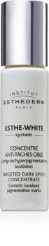 Institut Esthederm Esthe White serum za beljenje za lokalno zdravljenje