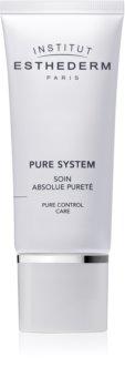 Institut Esthederm Pure System zmatňujúci krém s hydratačným účinkom