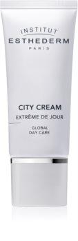 Institut Esthederm City Cream crème de jour protectrice contre les influences externes négatives