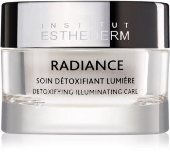Institut Esthederm Radiance krema proti prvim znakom staranja za posvetlitev in zgladitev kože