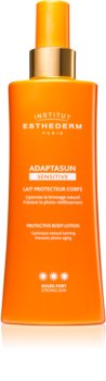 Institut Esthederm Adaptasun Sensitive Protective Sunscreen Lotion High Sun Protection