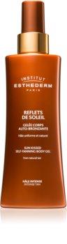 Institut Esthederm Sun Sheen Self-Tanning Cream for Body