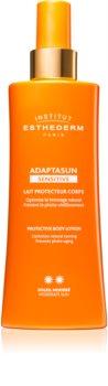 Institut Esthederm Adaptasun Sensitive Protective Sunscreen Lotion Medium Sun Protection