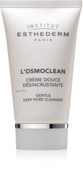 Institut Esthederm Osmoclean crema limpiadora suave para poros obstruidos