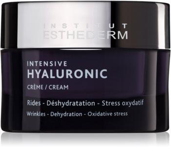 Institut Esthederm Intensive Hyaluronic krema za obraz z vlažilnim učinkom