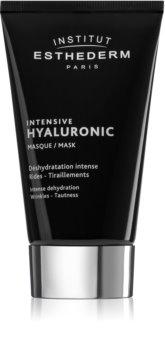 Institut Esthederm Intensive Hyaluronic maschera lisciante per un'idratazione in profondità