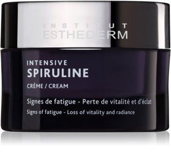 Institut Esthederm Intensive Spiruline Highly Concentrated Revitalising Cream for Tired Skin