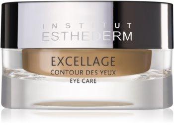 Institut Esthederm Excellage hranilna krema za obnovo gostote kože za predel okoli oči