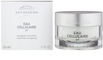 Institut Esthederm Cellular Water Gel für eine intensive Feuchtigkeitsversorgung und Erfrischung der Haut