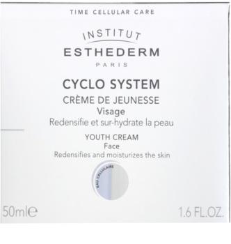 Institut Esthederm Cyclo System krem odmładzający o dzłałaniu nawilżającym