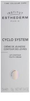 Institut Esthederm Cyclo System Rejuvenating Lip Contour Cream