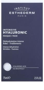 Institut Esthederm Intensive Hyaluronic mascarilla alisadora para una hidratación profunda