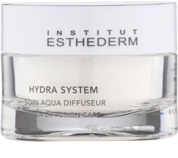 Institut Esthederm Hydra System pleťový krém s hydratačným účinkom