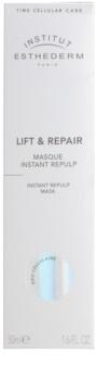 Institut Esthederm Lift & Repair Gesichtsmaske mit augenblicklichem Glätteeffekt