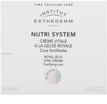 Institut Esthederm Nutri System hranilna krema z matičnim mlečkom