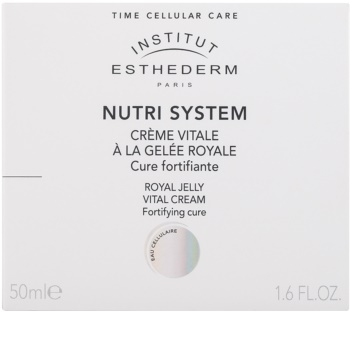 Institut Esthederm Nutri System výživný krém s materskou kašičkou