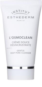 Institut Esthederm Osmoclean crème nettoyante douce anti-pores engorgés