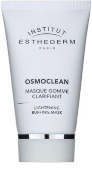 Institut Esthederm Osmoclean projasňující peelingová maska