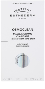 Institut Esthederm Osmoclean masque exfoliant illuminateur