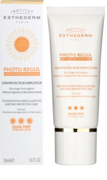 Institut Esthederm Photo Regul Unifying Treatment for Skin with Hyperpigmentation High Sun Protection