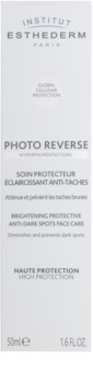 Institut Esthederm Photo Reverse Brightening Treatment for Liver Spots High Sun Protection