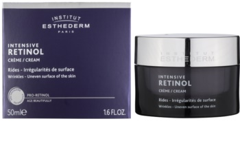 Institut Esthederm Intensive Retinol Concentrated Cream with Anti-Aging Effect