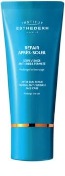 Institut Esthederm After Sun  Repair крем для обличчя після засмаги