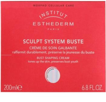 Institut Esthederm Sculpt System spevňujúci krém na poprsie