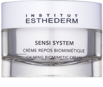 Institut Esthederm Sensi System Soothing Biomimetic Cream For Intolerant Skin