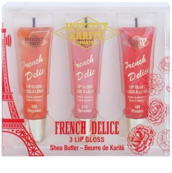 Institut Karité Paris French Delice kosmetická sada I.