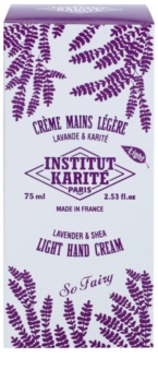 Institut Karité Paris So Fairy Lavender & Shea lahka krema za roke