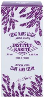 Institut Karité Paris So Fairy Lavender & Shea lekki krem  do rąk