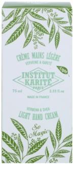 Institut Karité Paris So Magic Verbena & Shea crema ligera para manos