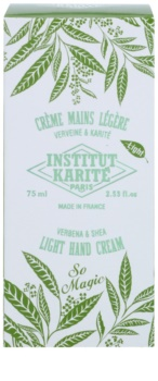 Institut Karité Paris So Magic Verbena & Shea lehký krém na ruce