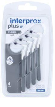 Interprox Plus 90° X-Max Stożkowe-międzyzębowe szczoteczki, miękkie,4 sztuki