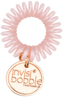 InvisiBobble Original Pink Heroes inel de par invizibil