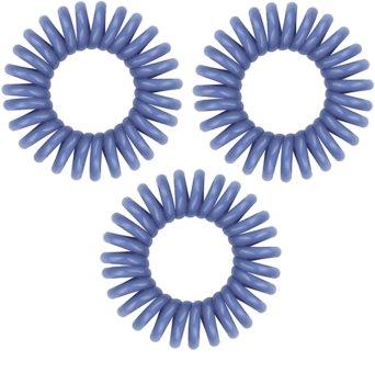 InvisiBobble Original Secret Garden gumička do vlasů 3 ks