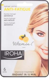 Iroha Anti - Fatigue Vitamin C maska hydrożel wokół oczu