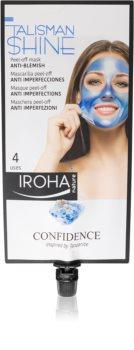 Iroha Talisman Shine Confidence slupovací maska proti nedokonalostem pleti