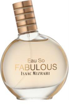 Isaac Mizrahi Eau So Fabulous eau de toilette nőknek 50 ml