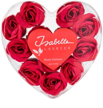 Isabelle Laurier Roses sabonete de rosas para o banho
