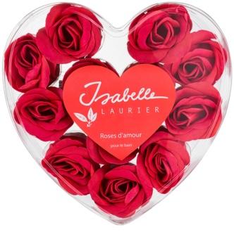 Isabelle Laurier Roses Seifenrosen für das Wannenbad
