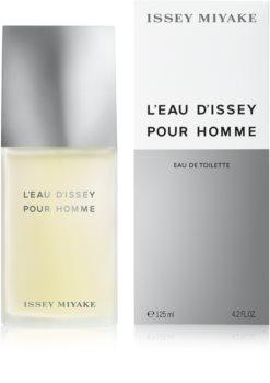 Issey Miyake L'Eau D'Issey Pour Homme Eau de Toilette voor Mannen 125 ml