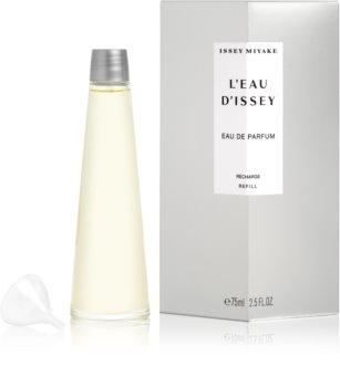 Issey Miyake L'Eau D'Issey Eau de Parfum for Women 75 ml Refill