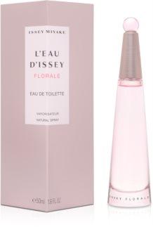 Issey Miyake L'Eau d'Issey Florale toaletná voda pre ženy 50 ml