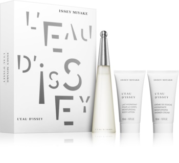 Issey Miyake L'Eau D'Issey confezione regalo XXIV.