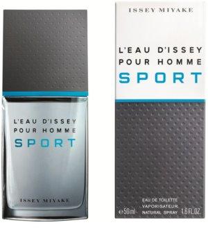 Issey Miyake L'Eau D'Issey Pour Homme Sport Eau de Toilette for Men 50 ml