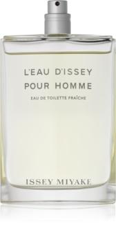 Issey Miyake L'Eau d'Issey Pour Homme Fraîche eau de toilette teszter férfiaknak 100 ml